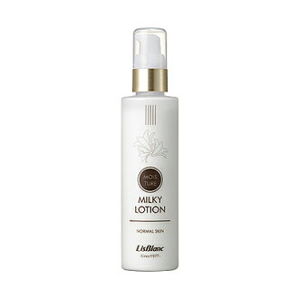 LisBlanc Calcium Line Milky lotion (120ml・Milky lotion)