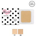 All 12 g of nanopowder foundation refills non-for 24h for cosme (/24 time cosmetics cosmetic for 24h) 24h two colors [tomorrow easy correspondence] [free shipping] [collect on delivery fee free of charge]