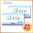【送料無料】【メール便】エアオプティクス アクア 2箱(1箱6枚入)日本アルコン チバビジョン air optix aqua alcon ciba vision...