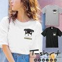 Tシャツ メンズ レディース 半袖 ペア カップル 『』 大人かわいい tシャツ 可愛いtシャツ おしゃれ 犬 dog ワンポイント シュナウザー..