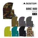 ショッピングBURTON BURTON バートン 19-20 BURKE HOOD フェイスマスク フード バラクラバ