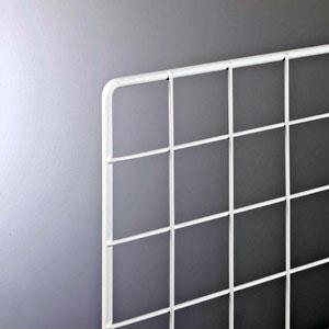 ワイヤーネット600×900mm 白