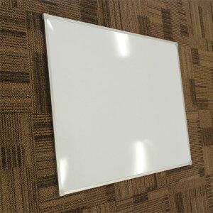 ホワイトボード壁掛け1800×900マグネット対応改良型【送料無料】