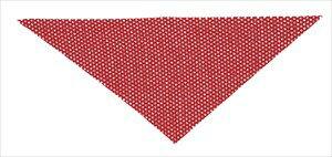 キラキラメッシュスカーフ 赤