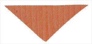 キラキラメッシュスカーフ オレンジ