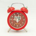 ショッピング目覚まし時計 サンパウロ【小型目覚まし時計】ボタン電池入り SAO PAULO公式グッズ