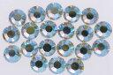 スワロフスキー製【NoHotFix】デコ電/ネイル用 ラインストーンS-16【4.0mm】50ヶ ジョンキルオーロラ