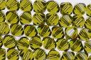 【メール便対応】スワロフスキー製 ビーズ ソロバン型アクセサリー用【Beads】【3.0mm】50ヶ #5328 オリヴィン