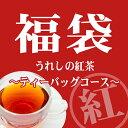 紅茶 福袋 国産 【送料無料】 三角テトラ ティーバッグコー...