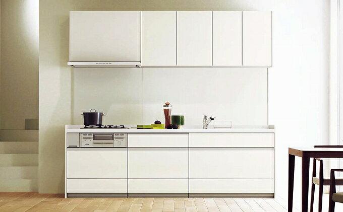 システムキッチン シエラ PLAN08 キッチン部のみ サンウェーブ リクシル