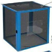 ゴミ箱 屋外 テラモト DS-261-011-9 自立ゴミ枠 折りたたみ式 黒 250L カラスよけ 網 屋外用ダストボックス 業務用ゴミ箱 分別 大型 外置き カラス除け 猫除けに