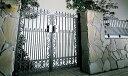 ルナシス 鋳物門扉 両開きセット