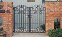 オルニス 鋳物門扉