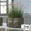 【正規品】BACSAC(バックサック)プランター CLASSIC OUTDOOR バックロング2 約70L BC-301 送料無料