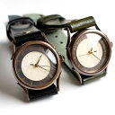 和tch レディース 和紙文字盤腕時計 白色 ハンドメイド ウォッチ 日本製 メイドインジャパン 伝統工芸