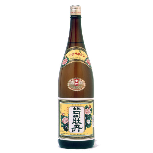 お歳暮ギフト土佐司牡丹普通酒1800ml高知県司牡丹酒造日本酒コンビニ受取対応商品