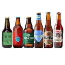 お年賀ギフト国産クラフトビール6種IPA飲み比べセット6本国産日本産クラフトビール送料無料楽ギフ_のしラッキーシール対応