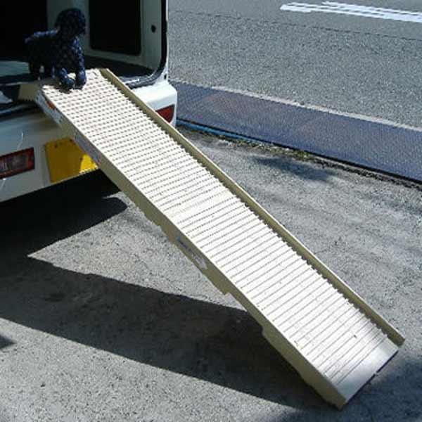 ペットステップ・ロングサイズ 【RCP】【02P03Dec16】 段差の移動を助ける
