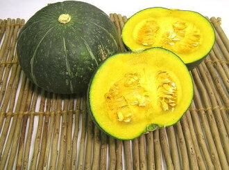 Organic or natural farming pumpkin one (around 900 g) * price changes, if the cut of