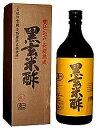 黒玄米酢 720ml (有機JAS)