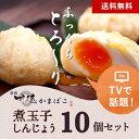 送料無料・TBSの人気番組で紹介された/ねりものの世界/「煮玉子しんじょう」10個詰合せ【マツコ】練り物/ねりもの