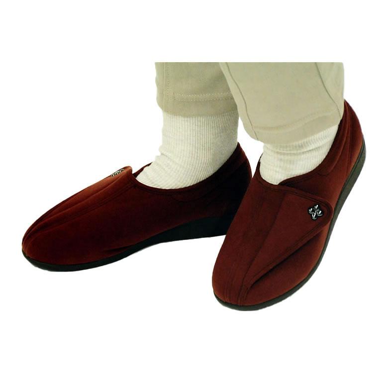 快歩主義L011[女性レディース用レディース]介護 靴 介護シューズ(介護用品 婦人レディ…...:tc-mart:10001939