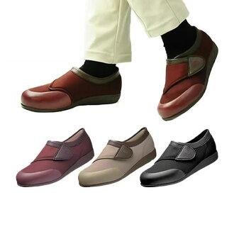 婦女的含鉛免費步原則 L049 [婦女]] [護理護理的鞋鞋,(康復鞋時尚 Shinya 時尚保健鞋 Haym Seth 老人為老人老饋贈禮品的祖父母一天)