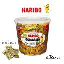 NEW 【HARIBO】ハリボー バケツ 980g ドイツ コストコ 100個 小分け グミ 小袋 お菓子 海外 輸入 ギフト プレゼント ボン