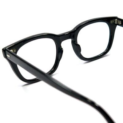 デッド60年代USA製B&LボシュロムUSミリタリー黒眼鏡ビンテージ9492