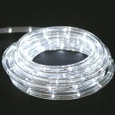 [possible immediate delivery] LE022 LED rope tube light (white 6m) ■ Christmas, decorations goods ◆ LED [drip-proof high brightness inventory clearance economy in power consumption] of the party