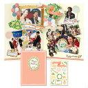 結婚式 二次会 フォトボード 誕生日 女子会 プレゼント パーティー かわいい ウェルカムボード 写真がポップアップする寄せ書きフォトボード ( PBI )