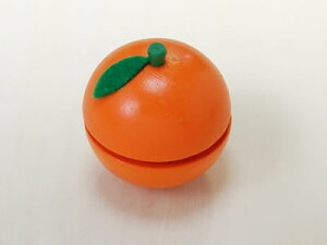 おもちゃ ままごと サックリミニ オレンジ 赤ちゃん オモチャ