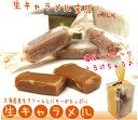 北海道産生クリームとバターをたっぷりつかって作り上げました!パティシエが1つ1つ丁寧に作り上げた生キャラメル【新規開店081114】