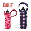BUILT(ビルト)Water Bottle Tote BLT 600ml ボトルトート(ウォーターボトル/お弁当袋/ランチバック/おしゃれ/ニューヨーク/ママバック)