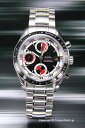 【送料無料】【新品】31%OFF 【OMEGA】 オメガ 腕時計 Speedmaster(スピードマスター) New Date(デイト) SS/ブラック&レッド 3210.52 ラッピング無料 【02P26Oct09】【Luxury Brand Selection】