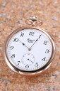 ラポート 懐中時計 RAPPORT (ポケットウォッチ) メカニカル PG/ホワイト PW83【ラポート 時計】