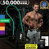 【 トレーニングチューブ ノーマル 】 使い方は無限大!簡単エクササイズ! ダイエット 運動 / 体幹トレーニング コアトレーニング 筋トレ ダイエット 運動 胸筋 足 脚 二の腕 (ダイエット ダイエット器具) ダイエット 運動 エクササイズチューブ
