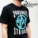 GOLD 24karats-Diggers SK8 TEE (122215) 30 Sierra