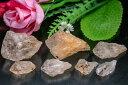 カコクセナイトインクォーツ 原石 カコクセナイト セプタークォーツ 52g パワーストーン 天然石