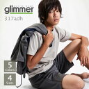 GLIMMER(グリマー)   トラックハーフパンツ   M〜3L   58%OFF   317ADH