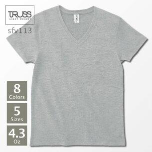 フィット Tシャツ ネイビー