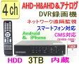 【SA-50929】AHD-H1080p(1920x1080pixel)15fps/chまたはAHD720p:(1280x720pixel)の高解像度な動画で 各ch30fps最速のリアルタイム動画を録画再生可能