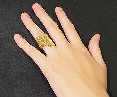 SV925 スワン リング指輪 シルバー925...の紹介画像3