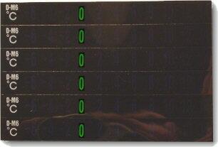 デジタルサーモテープD-M6 6枚組
