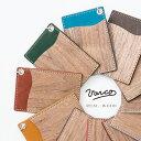 ショッピングスイカ VARCO REAL WOOD パスホルダー 定期入れ パスケース ic カードホルダー スイカ入れ 革 ヌメ革 本革 革製 レザー 木製 天然木 日本製 かわいい 可愛い オシャレ icカード 2枚 メンズ レディース