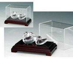 天然水晶オシドリセット