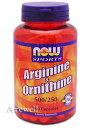 アミノ酸ダイエットで注目!成長ホルモンの分泌を促進アルギニン & オルニチン 100カプセル【10P03Aug09】