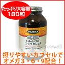 【お徳用】Flora(フローラ) ウドズチョイス ウドオイル3・6・9ブレンド 180カプセル毎日の健康のためのオイルがカプセルで登場♪絞りたての最高級油から生まれた良質の必須脂肪酸オメガ3・6・9がたっぷり!