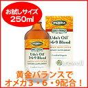 【お試し用】Flora(フローラ) ウドズチョイス ウドオイル3・6・9ブレンド 250ml(液体)絞りたての最高級油から生まれた良質の必須脂肪酸オメガ3・6・9がたっぷり!