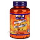アルギニン&シトルリン 120カプセル話題のアミノ酸で体の内側からキレイに、若々しく♪アルギニン&シトルリン 120カプセルnow foods(ナウフーズ社)